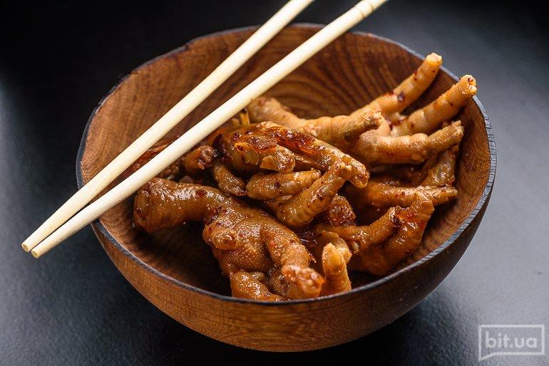 заключительная часть куриные лапки по китайски рецепт с фото пошагово наконец-то